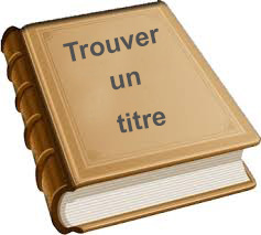 trouver un titre d'ebook