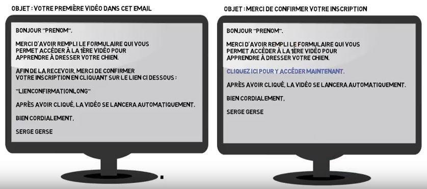mail optimisé sur sg autorepondeur