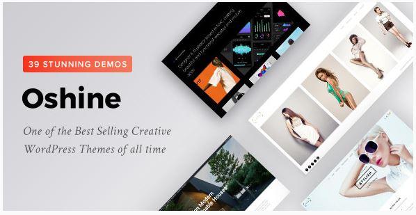 template wordpress oshine themeforest