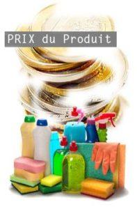Prix du produit