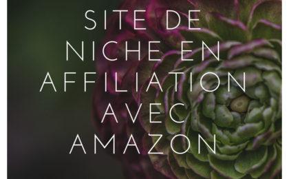 Comment créer un site de niche en affiliation avec Amazon