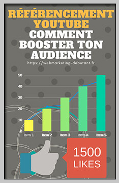 Référencement youtube comment booster ton audience