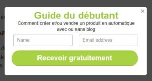 opt-in sur systeme.io
