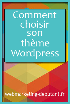 choisir un theme wordpress
