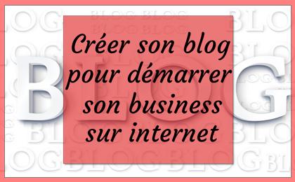 créer son blog miniature