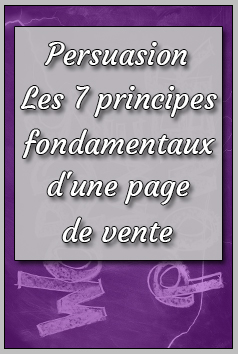 Persuasion - 7 principes fondamentaux pour être persuasif