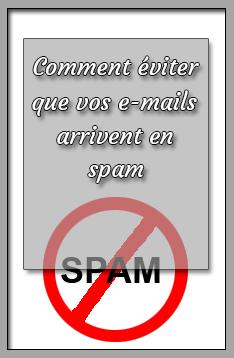 éviter les spams