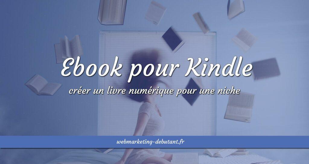 ebook pour kindle