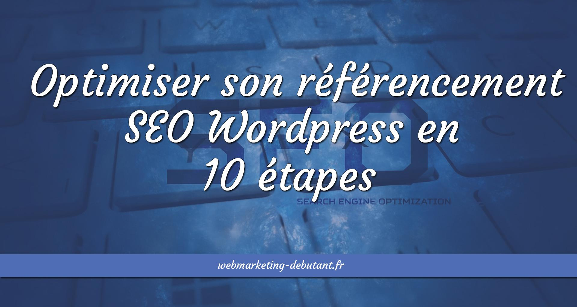optimiser son référencement naturel wordpress