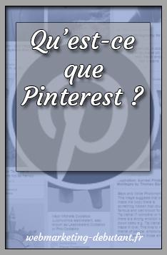 qu'est ce que Pinterest et a quoi ça sert