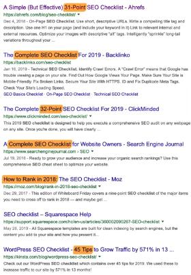 """résultats de recherche Google sur la requête """"SEO"""""""