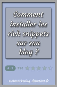 rich snippets - plug kk star rattings