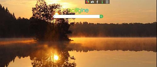 ecogine moteur de recherche ecologique