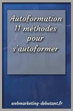 Autoformation : 11 méthodes pour s'autoformer