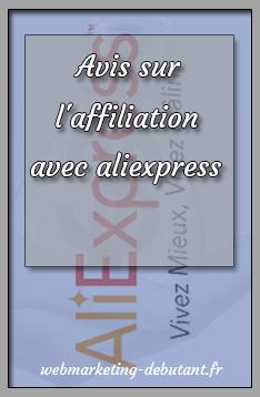 affiliation avec aliexpress vignette