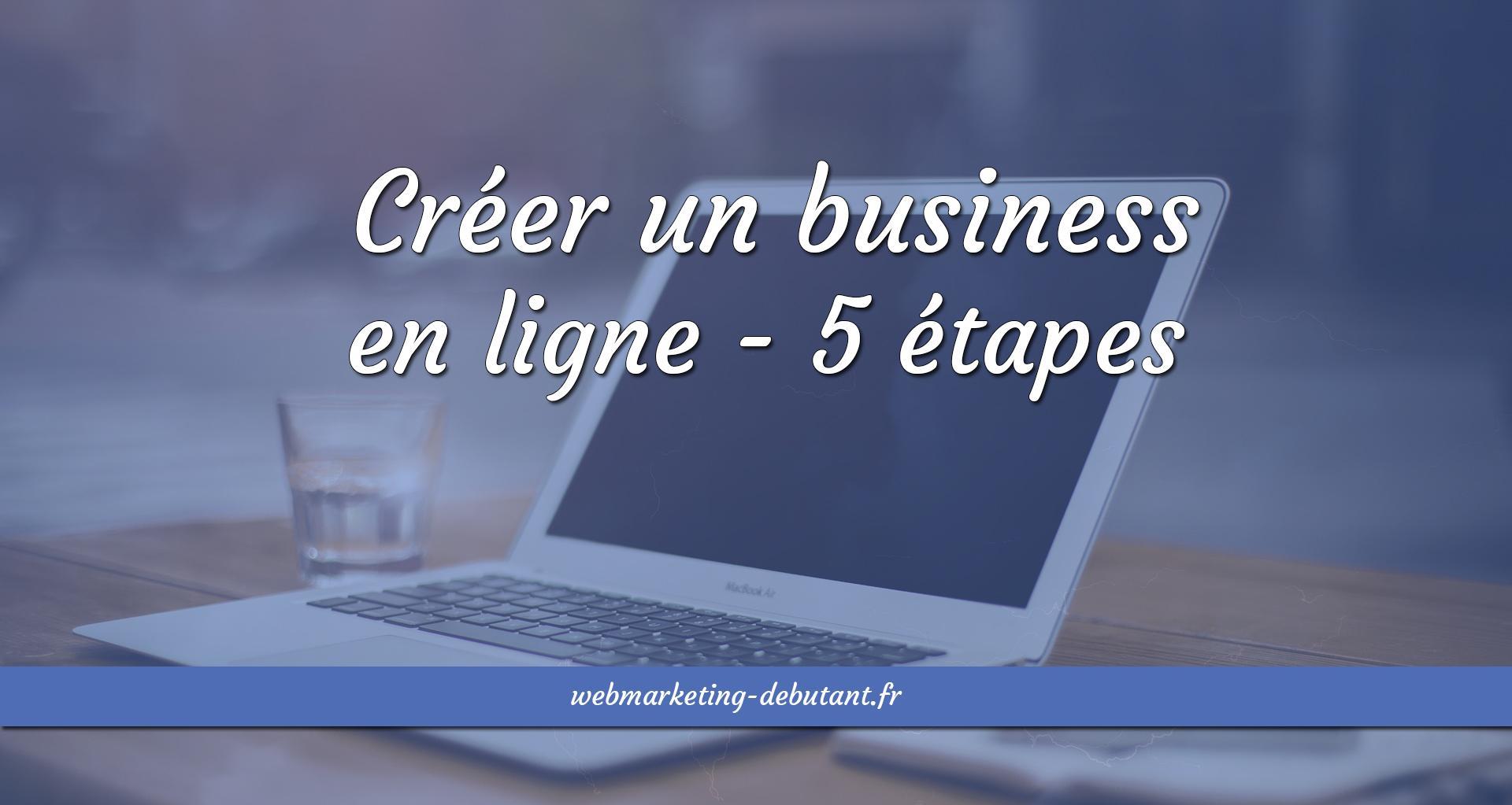 créer un business