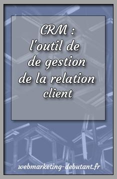 CRM gestion de la relation client