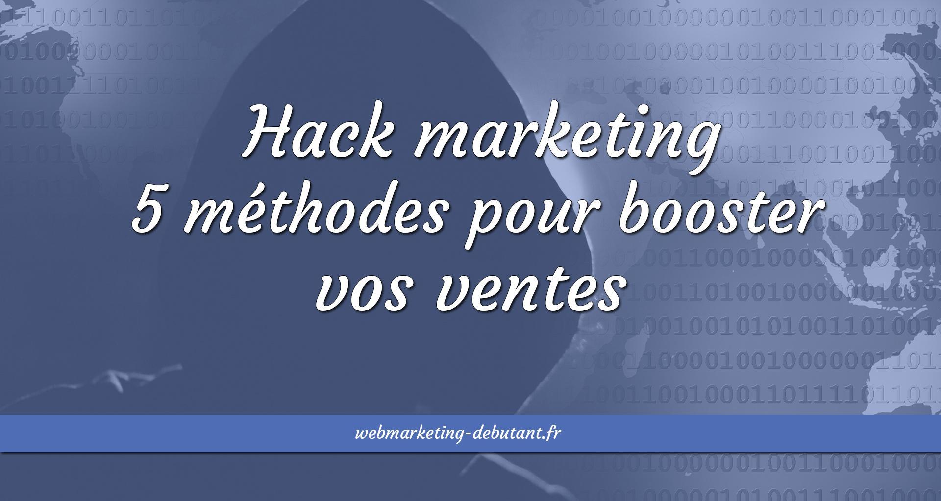 hack marketing