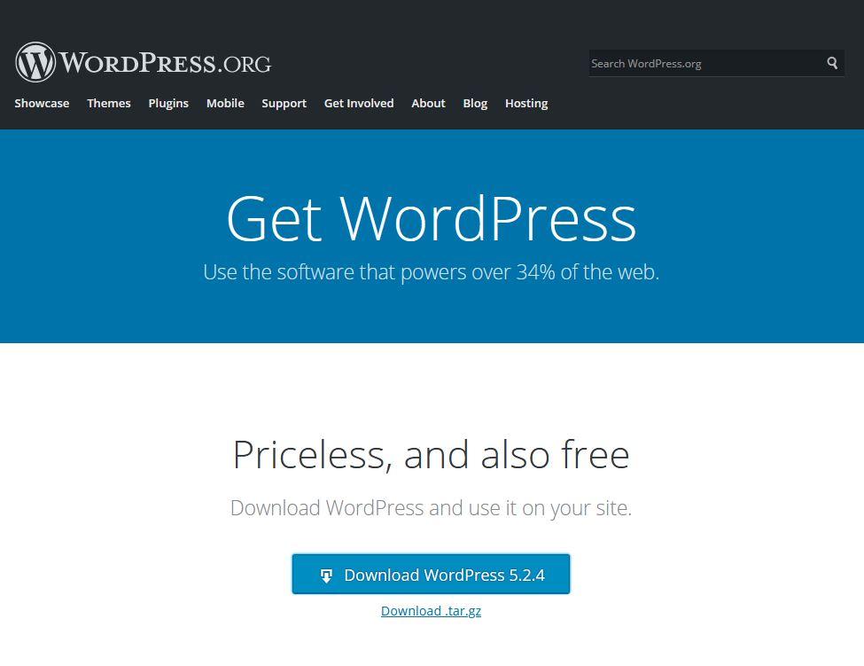 télécharger-wordpress