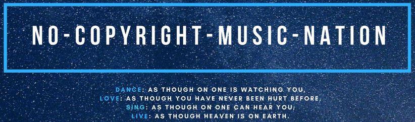 no-copyright et musique libre de droit