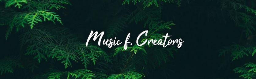 musique for creator - de la musique libre de droit
