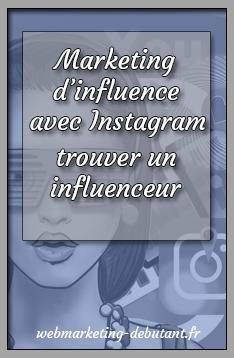trouver un influenceur