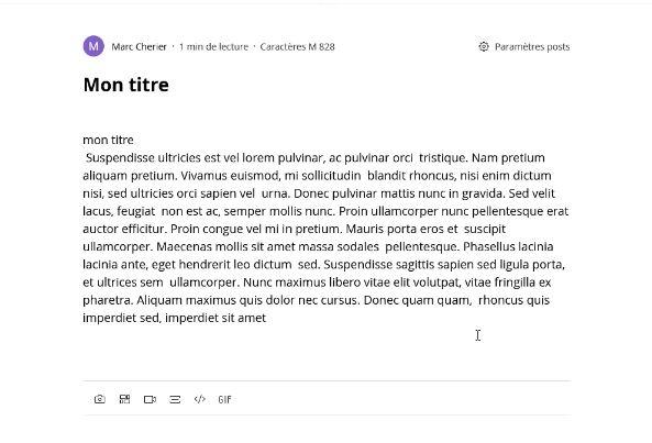 wix comme site pour créer un blog - editeur es articles