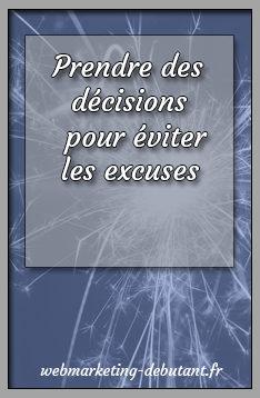 Prendre des décisions