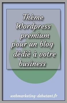 Thème WordPress premium