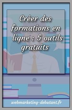 Créer des formations en ligne